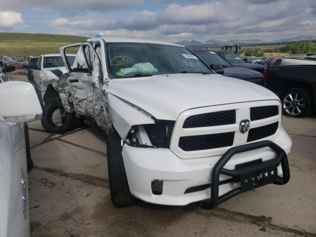 Dodge salvage cars for sale: 2017 Dodge RAM 1500 ST