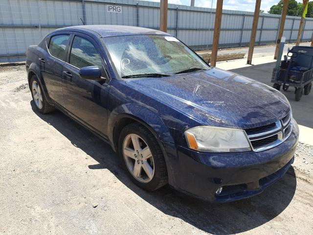Salvage cars for sale at Conway, AR auction: 2013 Dodge Avenger SX