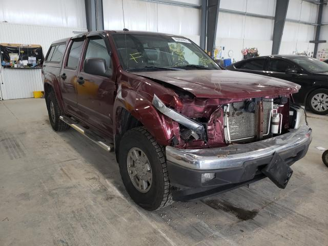 Salvage cars for sale at Greenwood, NE auction: 2007 Chevrolet Colorado