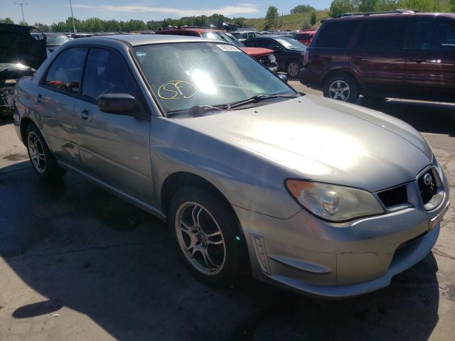 Subaru salvage cars for sale: 2007 Subaru Impreza 2