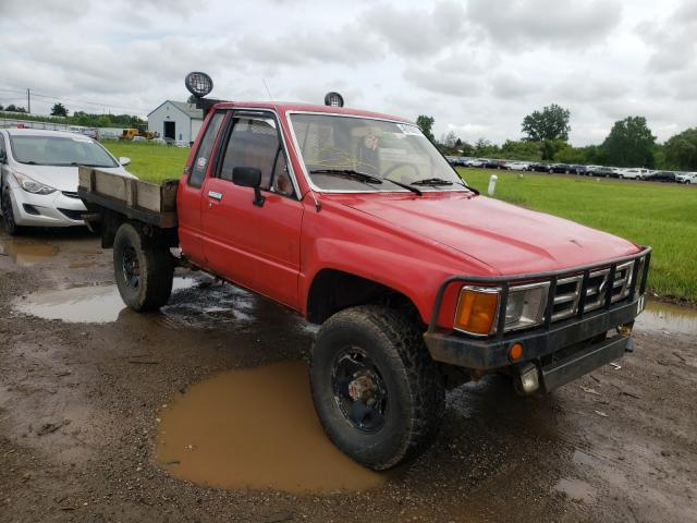 Salvage cars for sale from Copart Columbia Station, OH: 1986 Toyota Pickup XTR