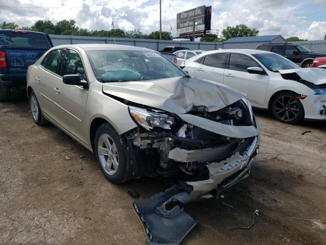 Vehiculos salvage en venta de Copart Wichita, KS: 2015 Chevrolet Malibu LS