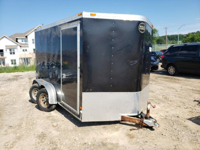Salvage cars for sale from Copart Madison, WI: 2014 Wells Cargo Cargo