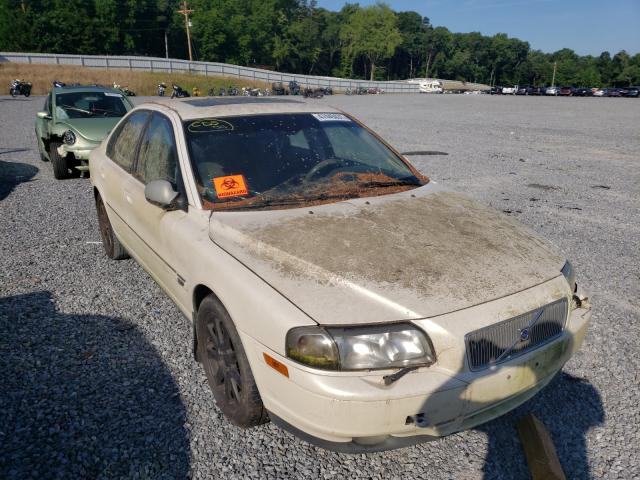 Volvo salvage cars for sale: 2003 Volvo S80 T6 Turbo
