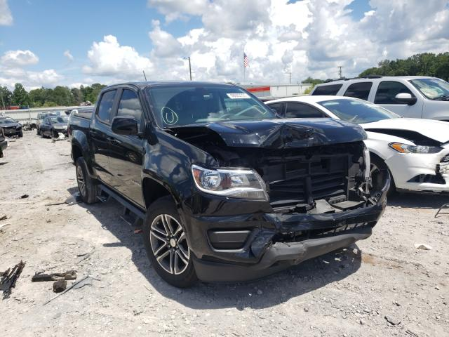 Salvage cars for sale from Copart Montgomery, AL: 2019 Chevrolet Colorado