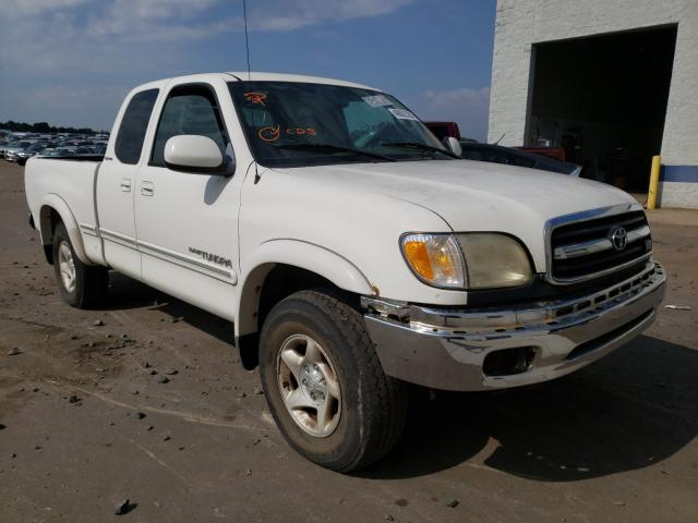 Salvage cars for sale from Copart Ham Lake, MN: 2000 Toyota Tundra ACC