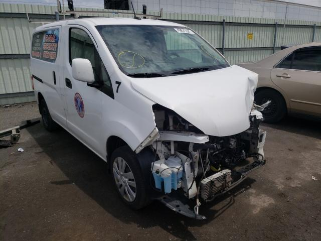 Salvage cars for sale from Copart Pennsburg, PA: 2017 Nissan NV200 2.5S