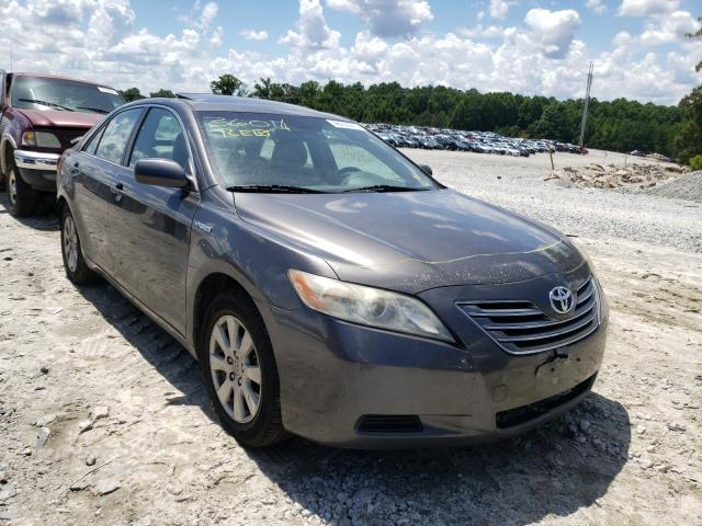 Salvage cars for sale from Copart Loganville, GA: 2007 Toyota Camry Hybrid