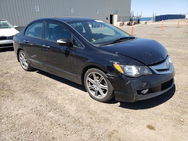 Vehiculos salvage en venta de Copart Rocky View County, AB: 2010 Acura CSX Techno