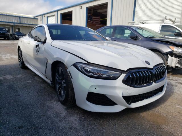 BMW Vehiculos salvage en venta: 2019 BMW M850XI