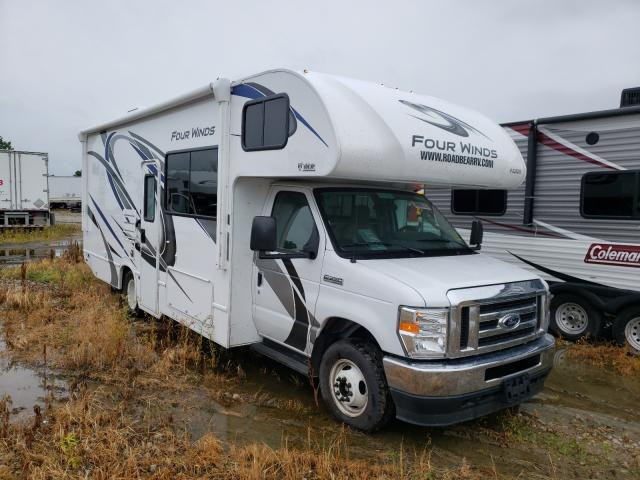 Ford RV salvage cars for sale: 2022 Ford RV