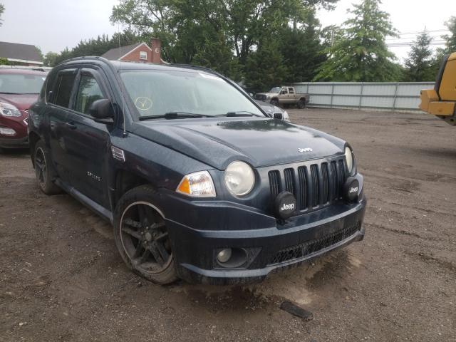 Jeep Compass Vehiculos salvage en venta: 2007 Jeep Compass