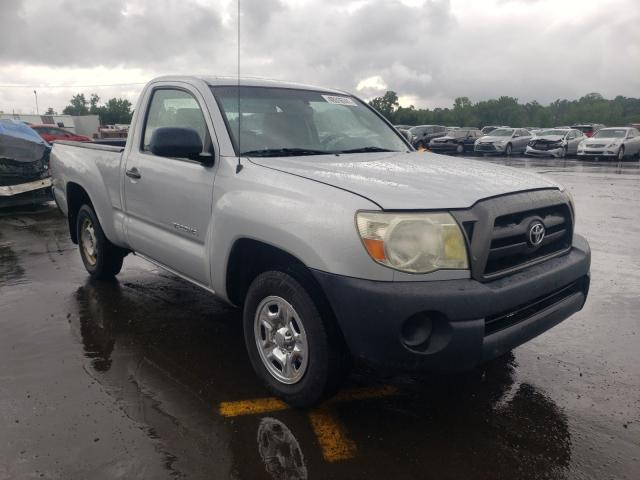 Salvage cars for sale from Copart New Britain, CT: 2005 Toyota Tacoma