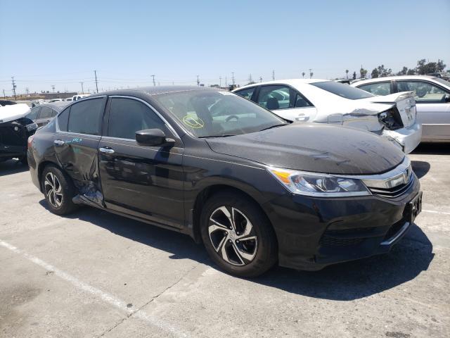 Vehiculos salvage en venta de Copart Sun Valley, CA: 2016 Honda Accord LX