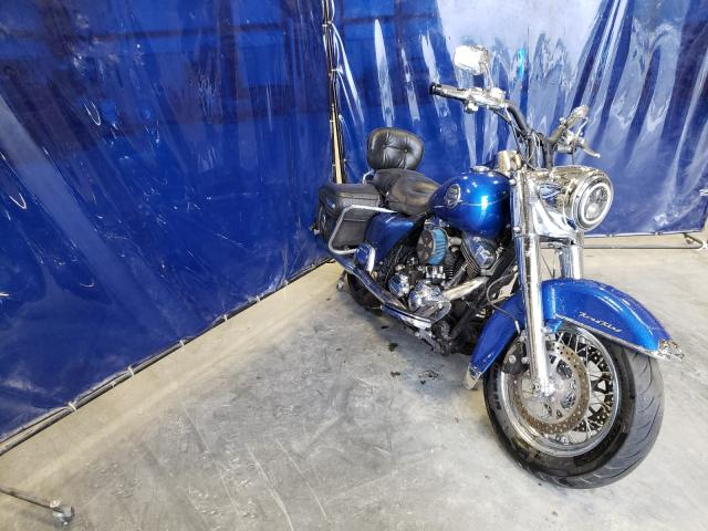 Salvage motorcycles for sale at Spartanburg, SC auction: 2008 Harley-Davidson Flhrc