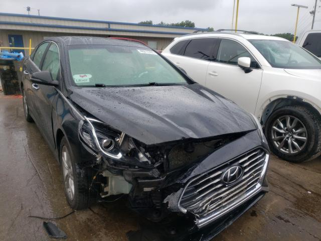 Hyundai Vehiculos salvage en venta: 2018 Hyundai Sonata Sport