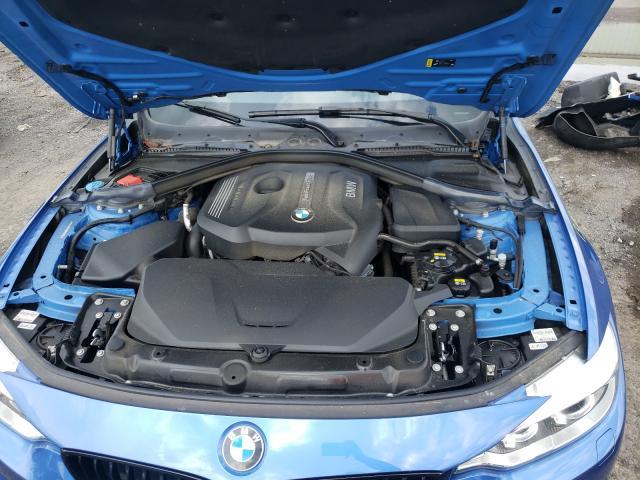 2017 BMW 430XI WBA4R9C50HK878561