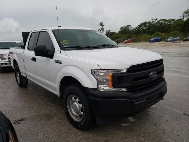 2018 Ford F150 Super en venta en Fort Pierce, FL