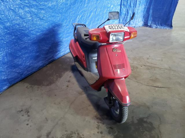Salvage motorcycles for sale at Finksburg, MD auction: 1985 Yamaha Scooter