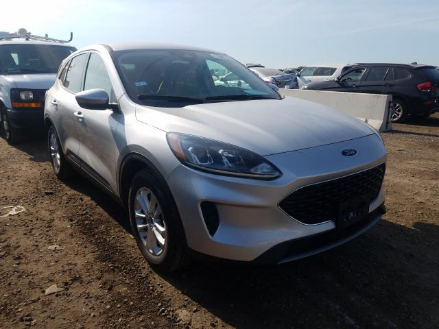 Salvage cars for sale from Copart Elgin, IL: 2020 Ford Escape SE