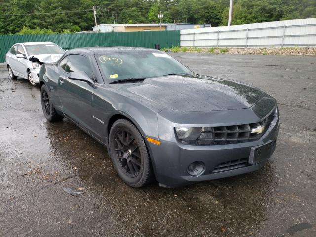 Salvage cars for sale at Exeter, RI auction: 2011 Chevrolet Camaro LS