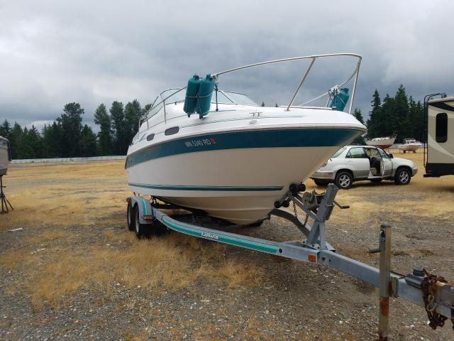 Upcoming salvage boats for sale at auction: 1994 Sea Ray Boat