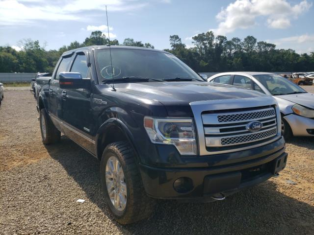 Flood-damaged cars for sale at auction: 2013 Ford F150 Super