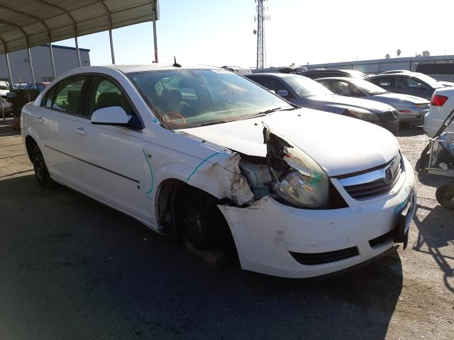 Saturn salvage cars for sale: 2007 Saturn Aura XE