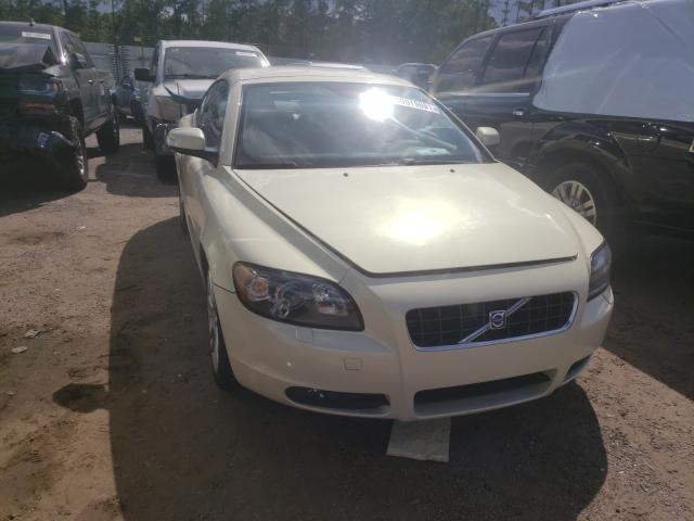 Volvo salvage cars for sale: 2009 Volvo C70 T5