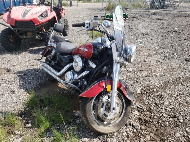 Salvage cars for sale from Copart Houston, TX: 2006 Kawasaki VN1600 E
