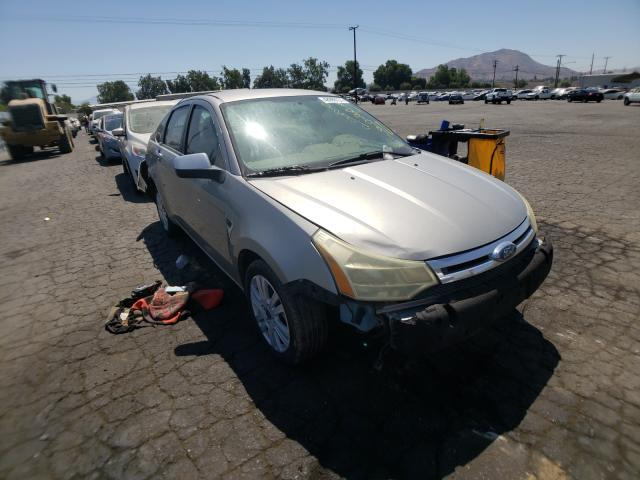 Salvage cars for sale from Copart Colton, CA: 2008 Ford Focus SE