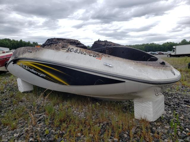 Salvage boats for sale at Spartanburg, SC auction: 2006 Chal Boat