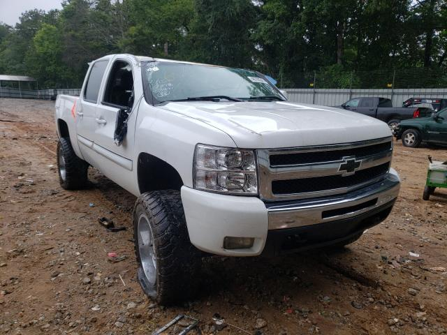 Salvage cars for sale from Copart Austell, GA: 2011 Chevrolet Silverado