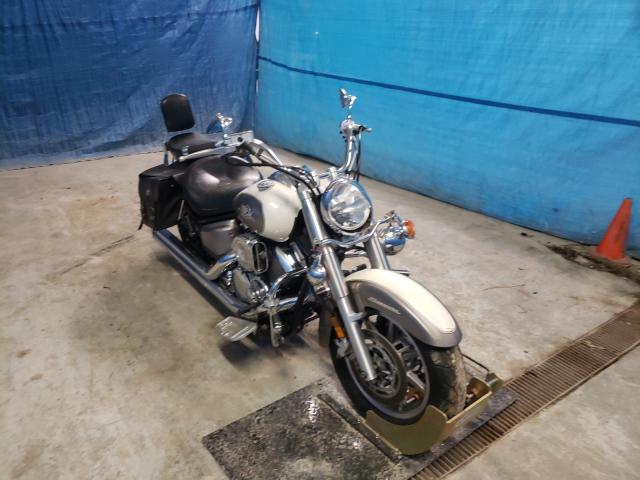 Salvage motorcycles for sale at Northfield, OH auction: 2003 Yamaha XVS1100 A