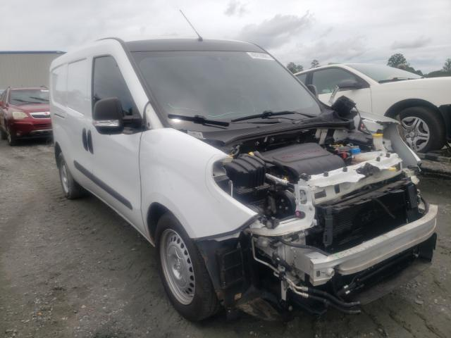 Salvage cars for sale from Copart Spartanburg, SC: 2017 Dodge RAM Promaster