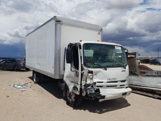 Salvage cars for sale from Copart Tucson, AZ: 2013 Isuzu NPR HD
