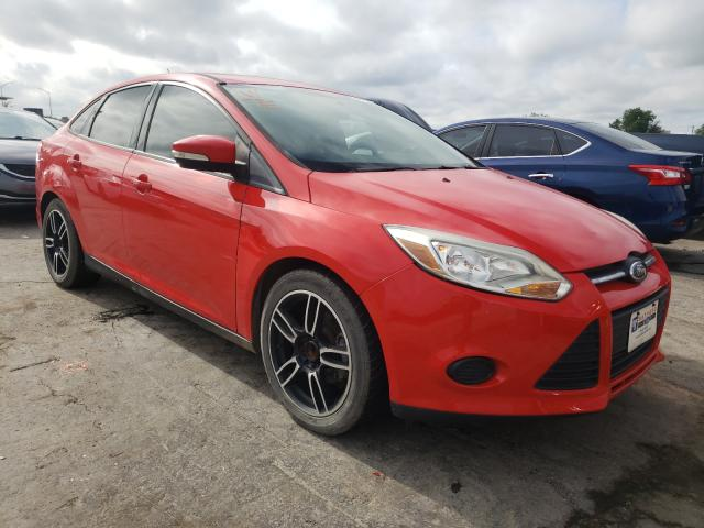 Salvage cars for sale from Copart Tulsa, OK: 2014 Ford Focus SE