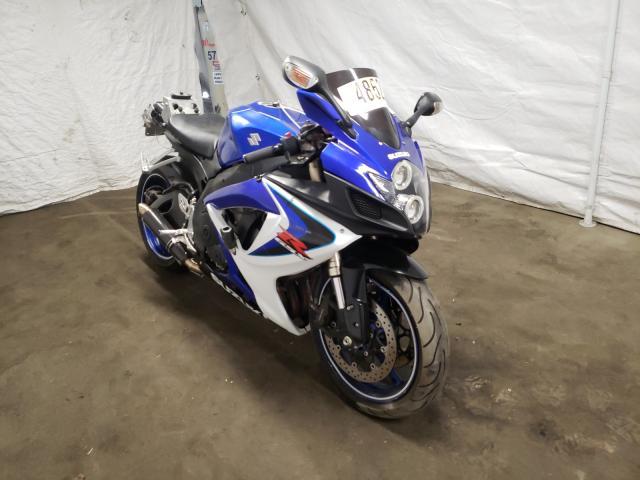 Salvage motorcycles for sale at Windsor, NJ auction: 2006 Suzuki GSX-R600 K