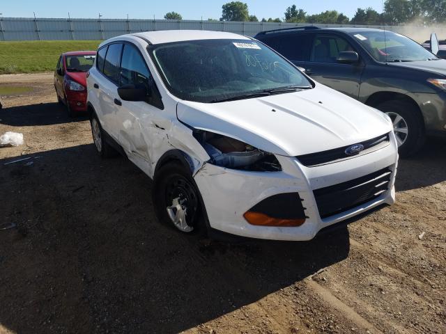 Ford Escape salvage cars for sale: 2016 Ford Escape