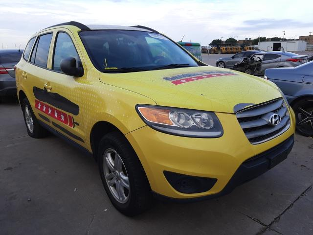 2012 Hyundai Santa FE G en venta en Grand Prairie, TX