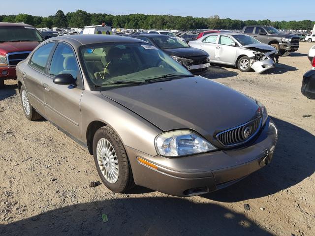 Mercury salvage cars for sale: 2005 Mercury Sable GS