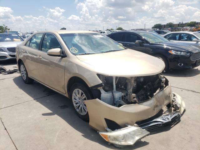 Toyota Vehiculos salvage en venta: 2012 Toyota Camry Base