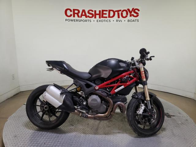Ducati salvage cars for sale: 2012 Ducati Monster 11