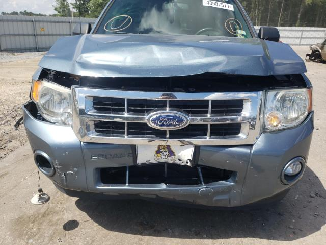2012 FORD ESCAPE XLT 1FMCU0D77CKA72147