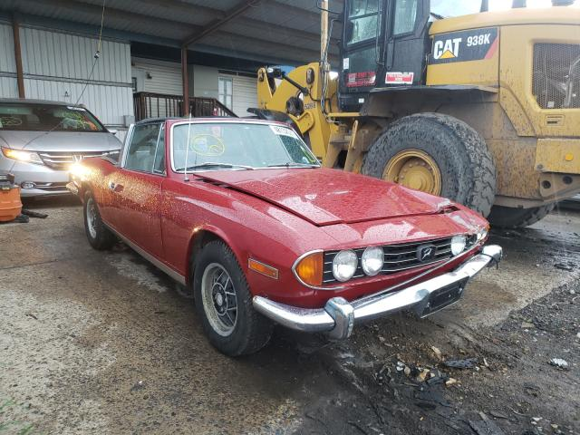 Salvage cars for sale at Pennsburg, PA auction: 1973 Triumph Stag