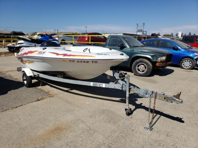 Salvage cars for sale from Copart Sacramento, CA: 1996 Suga Boat Trail