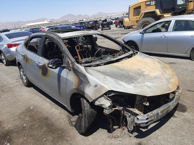 Salvage cars for sale at Las Vegas, NV auction: 2017 Toyota Corolla L