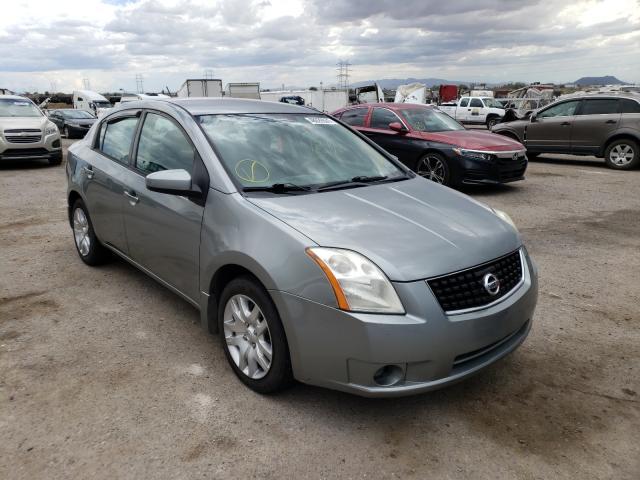 Salvage cars for sale at Tucson, AZ auction: 2009 Nissan Sentra 2.0