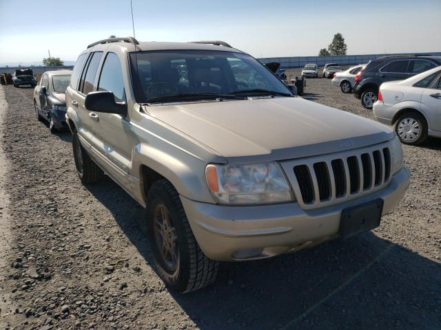 Salvage cars for sale from Copart Airway Heights, WA: 1999 Jeep Grand Cherokee