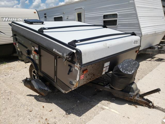 Salvage cars for sale from Copart Temple, TX: 2017 Wildwood Rockwood